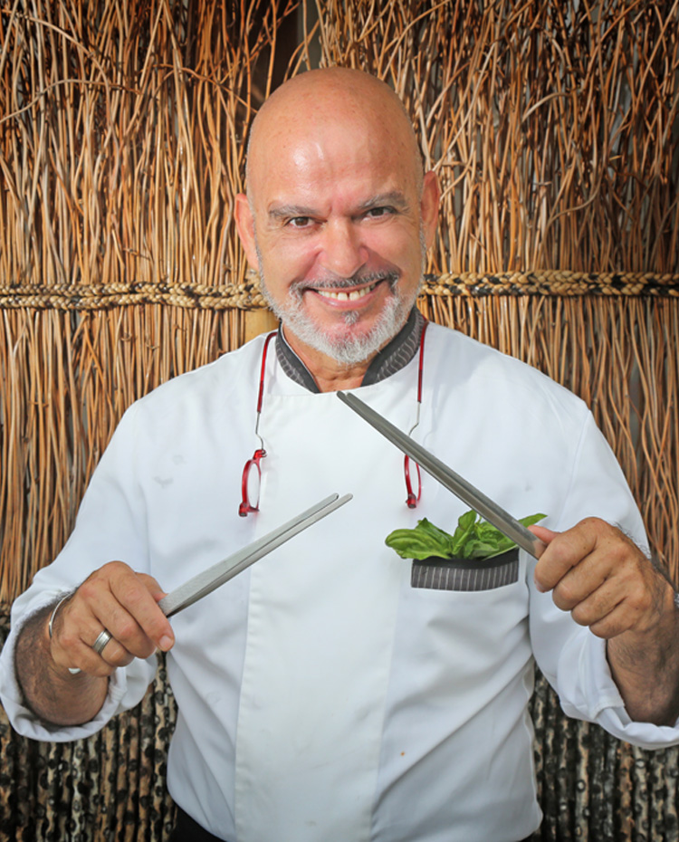 Excecutive Chef - Antonio Figus